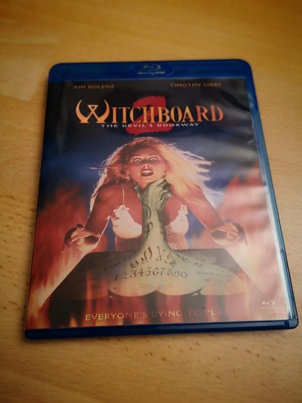 Wichtboard 2 Blu Ray Rare Selten OVP