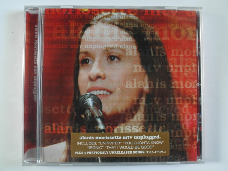 Alanis Morissette - MTV Unplugged - King of Pain, Ironic