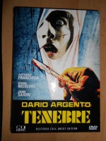 TENEBRE DVD kleine Hartbox