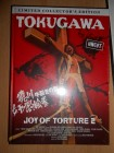TOKUGAWA - Joy of Torture 2 MEDIABOOK Cover C NEU