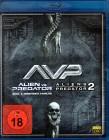 ALIEN VS. PREDATOR 1 + 2 - 2 x Blu-ray Box Monster SciFi
