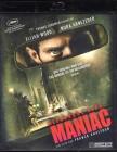 MANIAC Blu-ray - Alexandre Aja Slasher Remake Elijah Wood