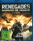 RENEGADES Mission of Honor BLU-RAY Sarajevo Krieg Action