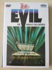 THE EVIL UNCUT DVD HARTBOX COVER A NEU / OVP