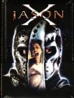 Freitag der 13. 10 Jason X Mediabook wattiert Ovp