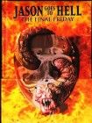 Freitag der 13. 9 Jason Goes To Hell Mediabook wattiert Ovp