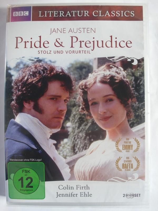 Pride & Prejudice - Stolz und Vorurteil, Colin Firth, Ehle