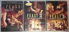 Feast Trilogy - DVD