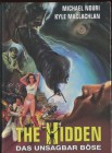 Hidden ,The 1&2 BR&DVD MEDIABOOK uncut deutsch ovp oop