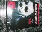 HALLOWEEN IV THE RETURN OF MICHAEL MYERS DVD NEU OVP