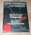 SHIVERS + RABID - 2 DVD CULT CLASSIC BOX - UNCUT