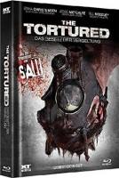 Tortured Blu Ray & DVD lim. MEDIABOOK UNCUT wie NEU!!!