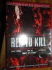 Red to Kill, Asia Horror, uncut, deutsch,DVD , neu