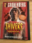 Shivers US DVD Unrated Uncut RC O englische OF
