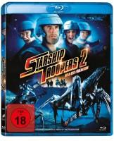 Starship Troopers 2 [Blu-ray] (deutsch/uncut) NEU+OVP