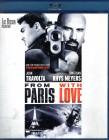 FROM PARIS WITH LOVE Blu-ray - Luc Besson John Travolta