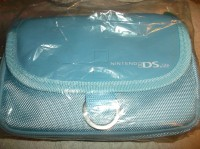 Tasche Hülle Case Schutz für Nintendo 3DS Hellblau