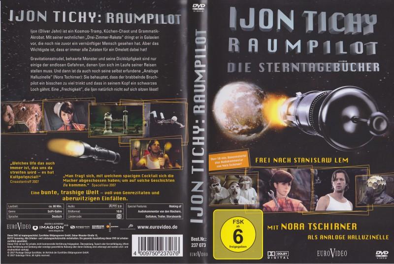 Eurovideo - Ijon Tichy: Raumpilot - Staffel 1