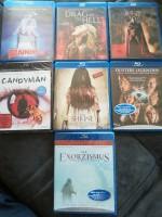 Horror Sammlung - Braindead usw. - 7 Filme - Bluray - Uncut