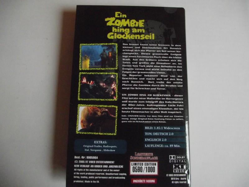 Ein Zombie Hing Am Glockenseil Uncut