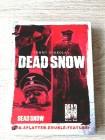 DEAD SNOW 1+2(ZOMBIE KLASSIKER)LIM.MEDIABOOK(333)UNCUT