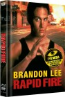Rapid Fire * Brandon Lee - Nameless Mediabook Retro