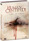 The Human Centipede 1-3 - Trilogy Mediabook XT - NEU/OVP