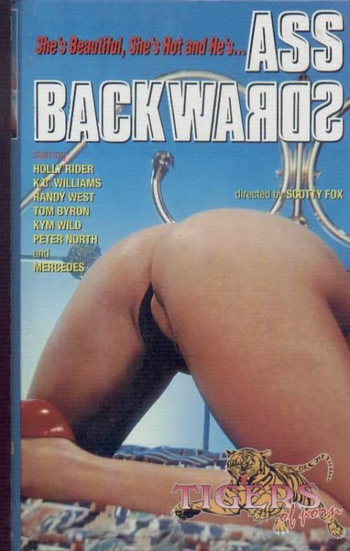 Hardcorerarität Ass Backwards Holly Rider, Mercedse, R. West