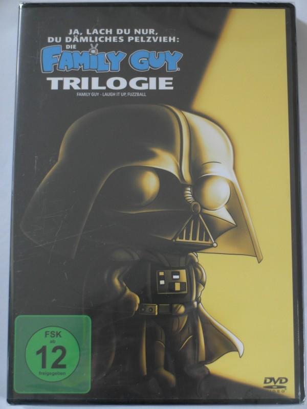 Family Guy Pelzvieh Trilogie - Star Wars Animation Satire