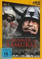 ASIA LINE #02 - Das Banner des Samurai (NEU+OVP)