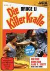 ASIA LINE #03 - Bruce Li - Die Killerkralle (NEU+OVP)