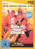 ASIA LINE #11 - Once upon a time in China 5 (NEU+OVP)