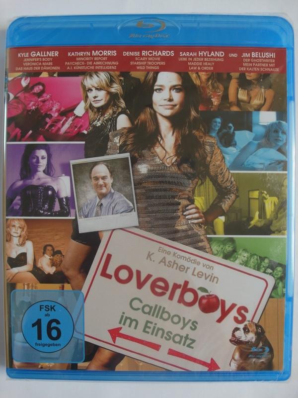 Loverboys - Callboys im Einsatz - Escort Service, Lehrer Sex