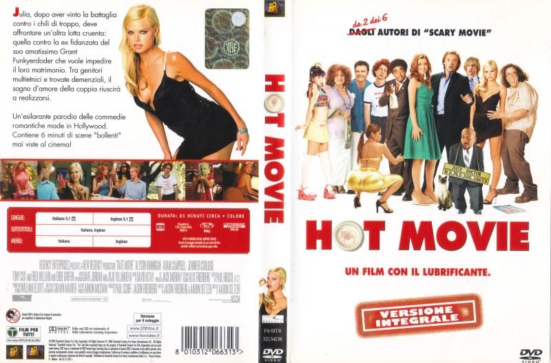 Hot Movie - Italienische DVD