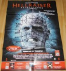 Hellraiser Revelations A1 Videothekenposter