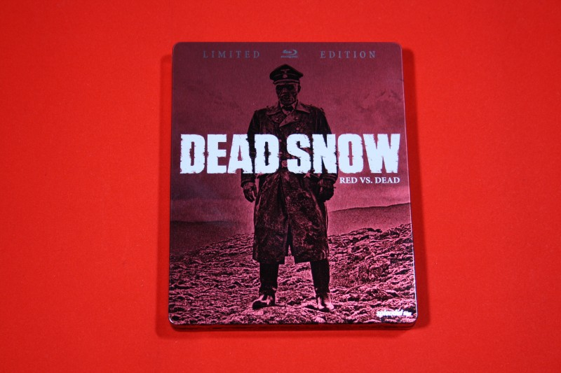 Dead Snow - Red vs. Dead - Steelbook Limited Edition