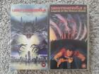 Urotsukidoji 1+2 Legend of Overfiend / Demon Womb VHS Video
