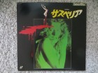 Suspiria (LD) Laserdisc Japan uncut Dario Argento Italo rar