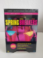 Spring Breakers - 3-Disc Limited Collector's Edition