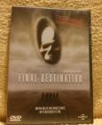 Final Destination Kult DVD Uncut Erstausgabe