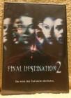 Final Destination 2 Kult DVD Uncut Erstausgabe
