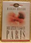Der letzte Tango in Paris DVD Marlon Brando (F)