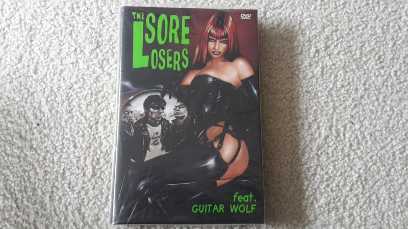 The sore losers Grosse Hartbox