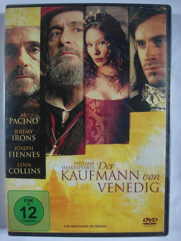 Der Kaufmann von Venedig - William Shakespeare, Al Pacino