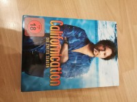 Californication Season 2 DVD Box