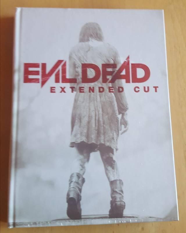 Evil Dead - Extended Cut -  Mediabook - Nameless
