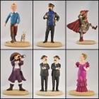 Tim und Struppi ... 6 Figuren ..... komplettes Set