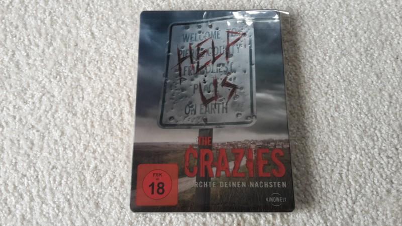 The crazies Steelbook