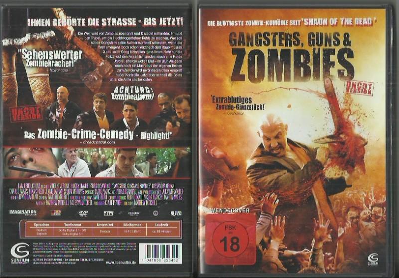 Gangsters Guns & Zombies (0011136 Horror Konvo91
