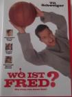 Wo ist Fred - Basketball von Alba Berlin - Til Schweiger
